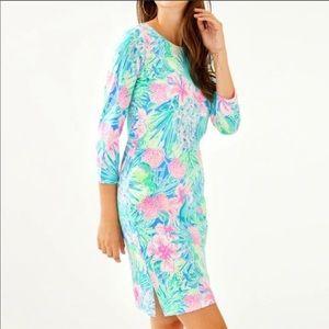 Lilly Pulitzer Charley Shift Multi Swizzle Dress